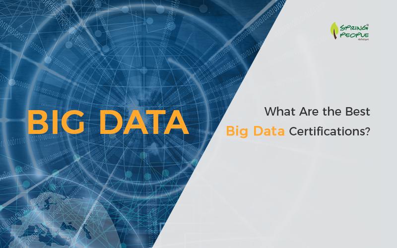 Big Data Certifications