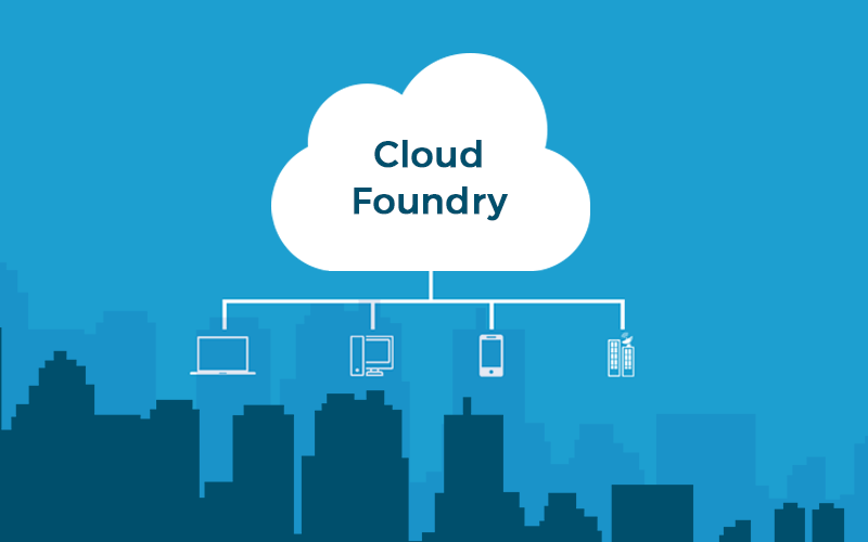 Cloud Foundry Functionality