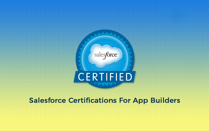 What Are The Types Of Salesforce Certification? – Part-3 ...