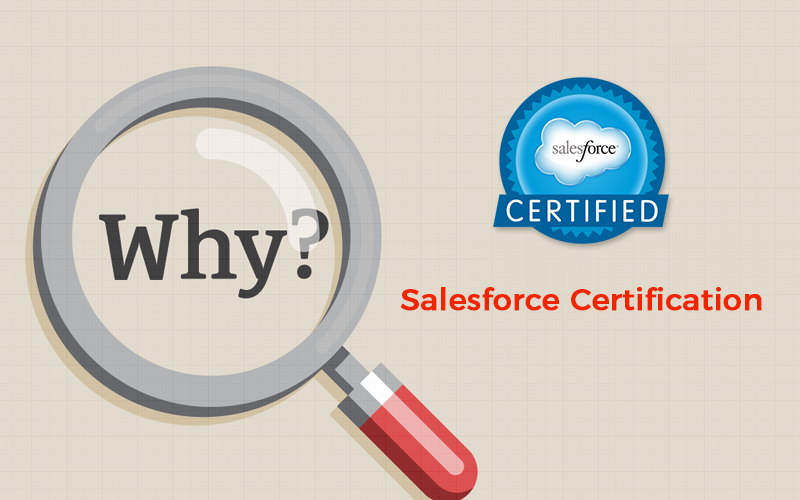Why get a salesforce certification