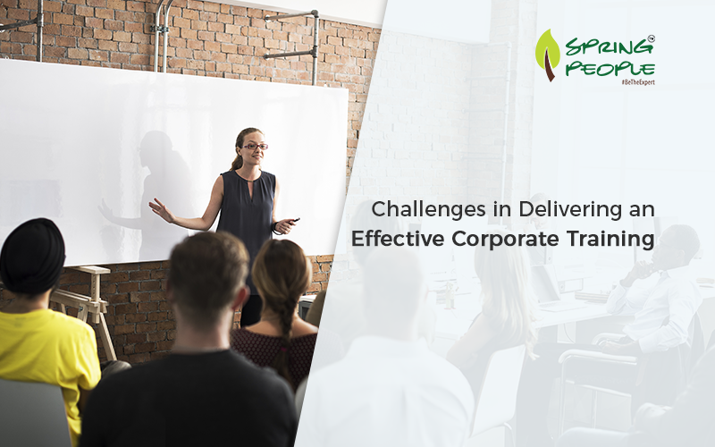 Challenges in Delivering an Effective Corporate Training