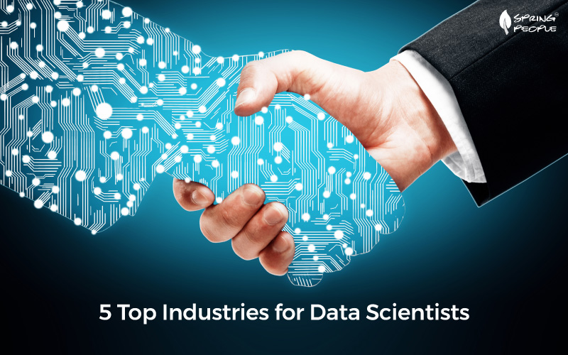Top Industries for Data Scientists
