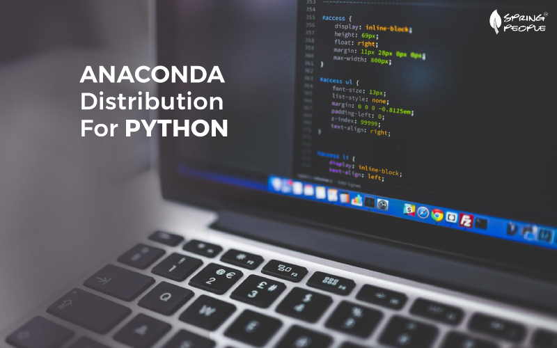 All You Need to Know About Anaconda Distribution For Python