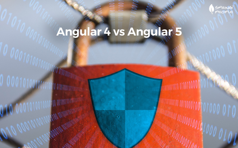 Angular 4 vs Angular 5