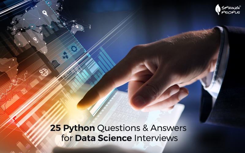 Python Questions & Answers for Data Science Interviews
