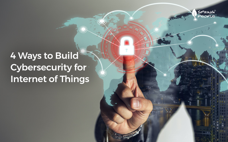 Build Cybersecurity for IoT
