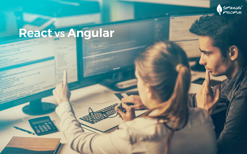 React vs Angular JS